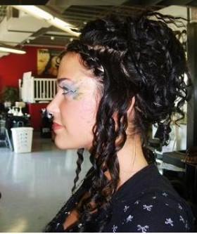 fantasy hair styles